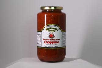 Kozlowski Seafood and Pasta Sauce