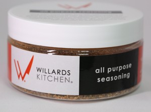 Willards all purpose seasoning