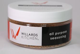 Willards all purpose seasoning