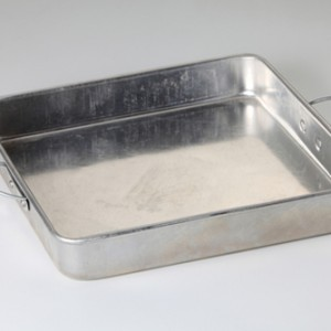 galvanized tray