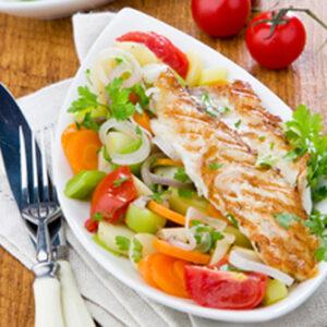 whitefish&veggies